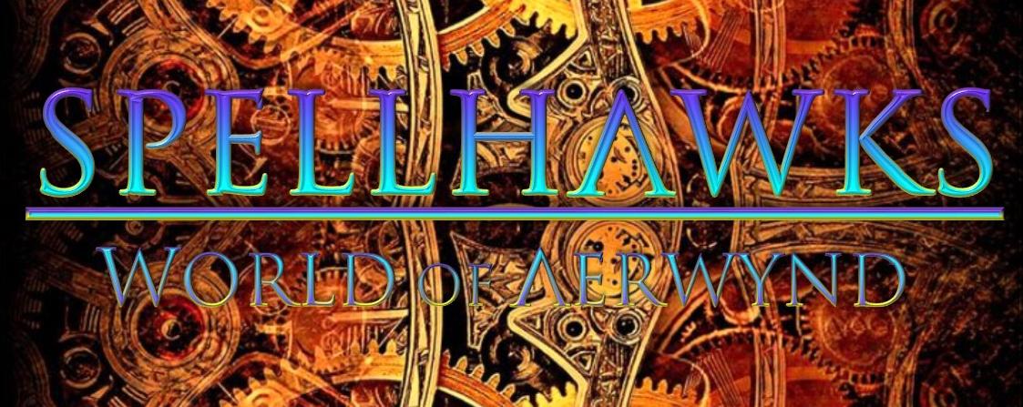 Aerwynd campaign setting logo